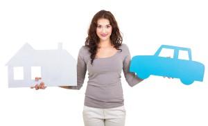 Kredit Pemilikan Rumah dan Kredit Kendaraan Bermotor merupakan 2 jenis kredit konsumsi.