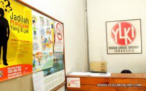 kantor YLKI di Pancoran