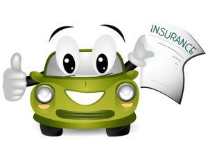 Sebaiknya bawa salinan polis asuransi di dalam laci mobil.