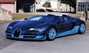 Andaikan mobil pengganti jenis supercar begini