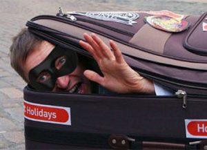 Tak ada yang kebal jadi target kriminal selama jadi pelancong