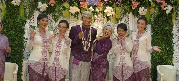 seragam keluarga kawinan
