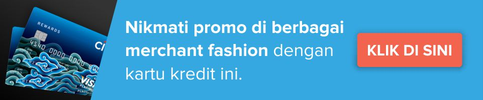 CTA Citi Rewards Promo Fashion