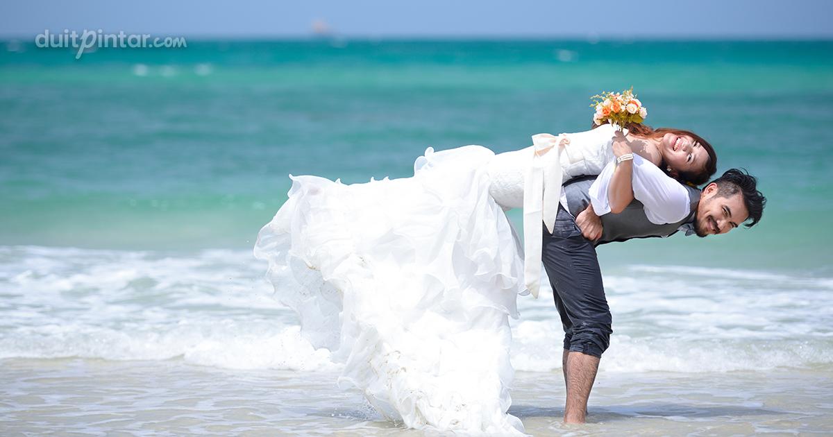 pesta pernikahan mewah