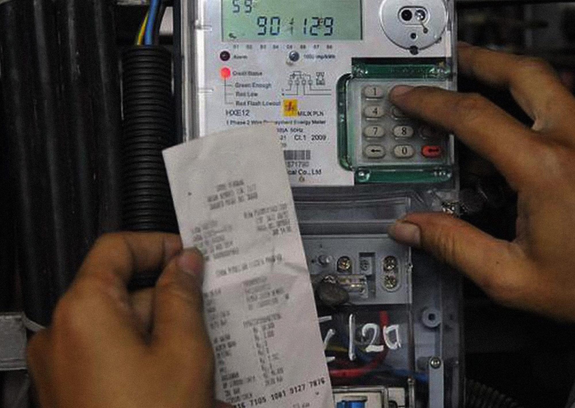 cara menghitung tarif listrik