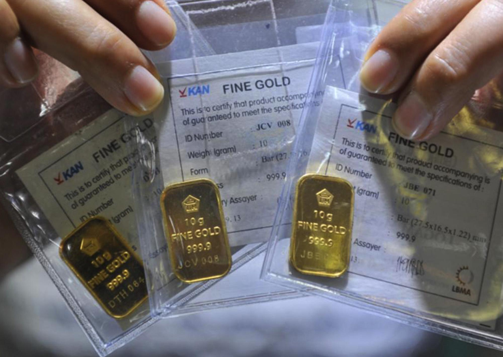 Ini Lho 5 Keuntungan Investasi Emas Batangan Yuk Dicoba