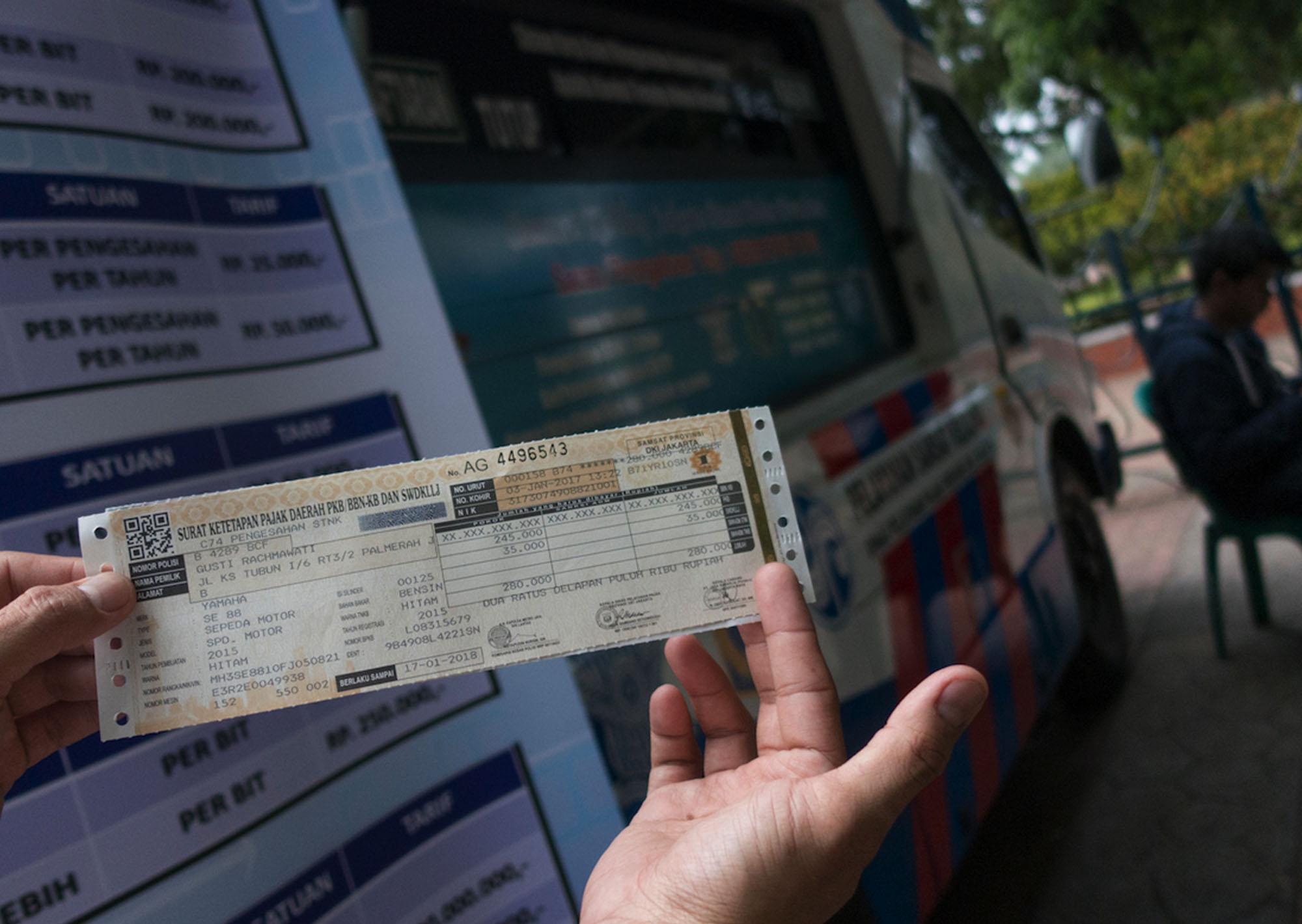 cara cek pajak kendaraan bermotor di samsat online moneysmart id rh moneysmart id cara cek pajak online jatim cara cek pajak online jateng