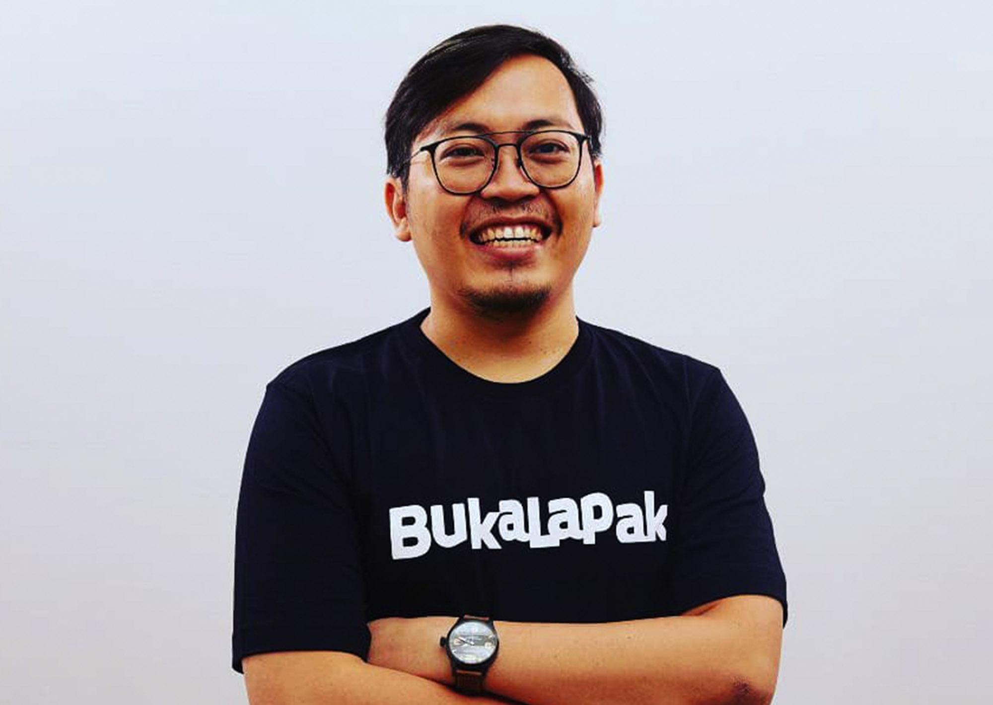 Cerita Achmad Zaky Jatuh Bangun Besarkan Bukalapak
