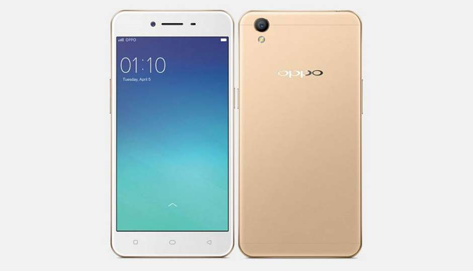 Oppo A37. (Digit.in)