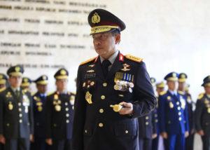 Kapolri Jenderal Tito Karnavian. (Tempo/Subekti)