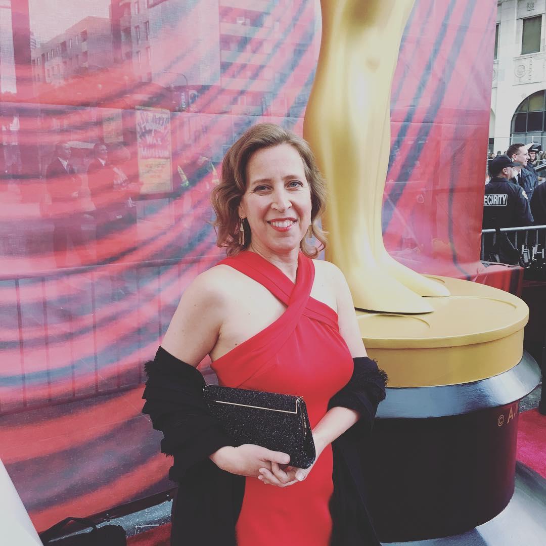 Susan Wojcicki. (Instagram)