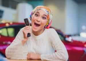 Kredit mobil syariah. (Shutterstock)