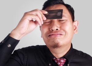 Aplikasi kartu kredit ditolak? Ini sebabnya. (Shutterstock)