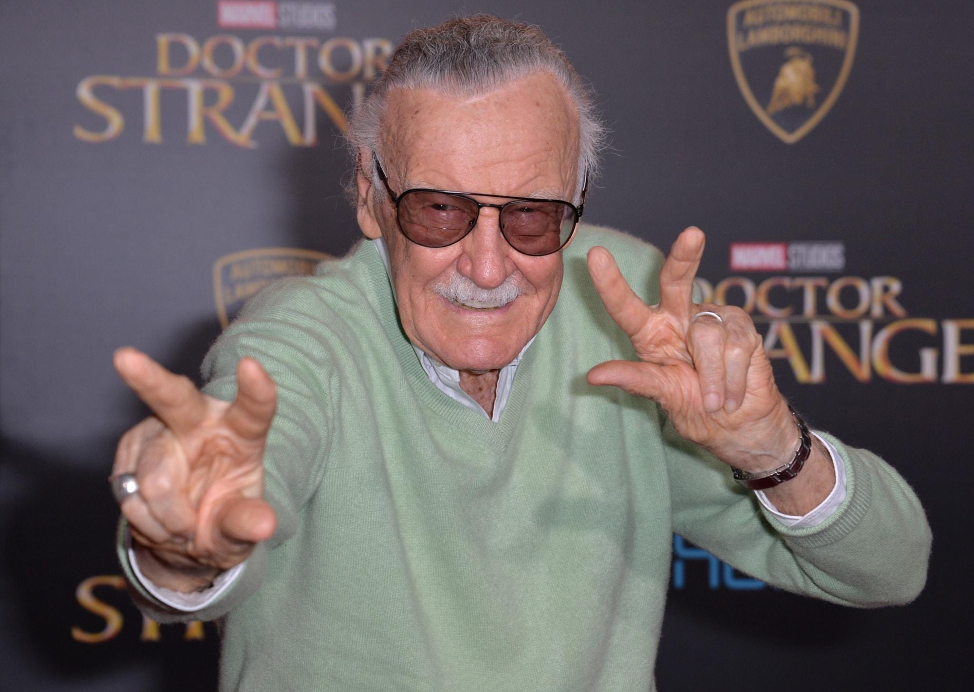 Kata-Kata Motivasi Stan Lee Ini Kobarkan Semangat Kerja yang Padam
