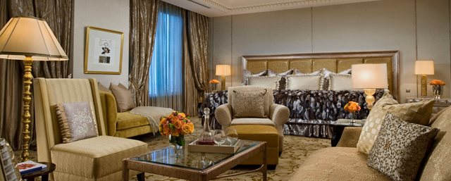 The Duke Suite, Hotel Mulia. (themulia.com)