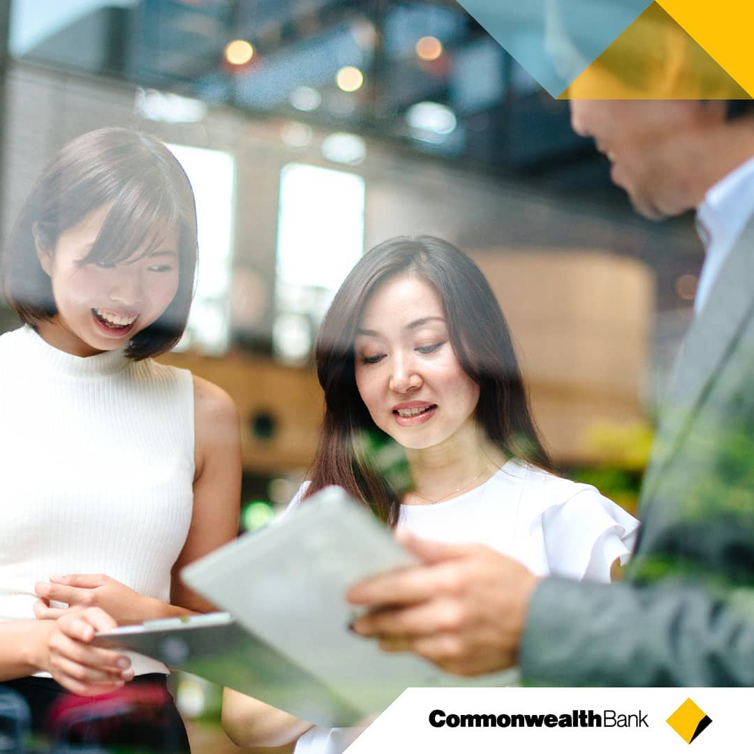 Ilustrasi kredit investasi Commonwealth Bank. (Instagram/@commbank_id)