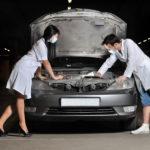 Mobil buatan Jepang yang disuntik mati. (Shutterstock)