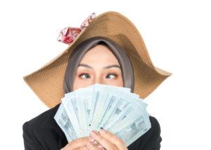 Mata uang yang bisa dijadikan investasi. (Shutterstock)