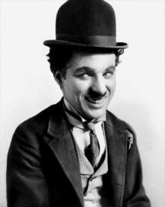 Charlie Chaplin, salah satu crazy rich yang dikenal orang pelit. (Wikimedia Commons)