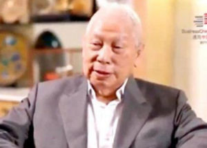 Miliarder tertua Chang Yun Chung