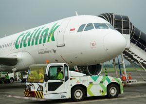 Citilink hapus bagasi gratis untuk penerbangan domestik. (Shutterstock)