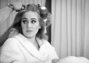 Adele. (Instagram/@adele)