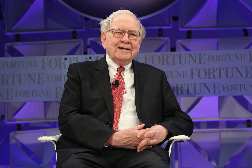 Warren Buffett, orang terkaya di dunia finansial. (Shutterstock)