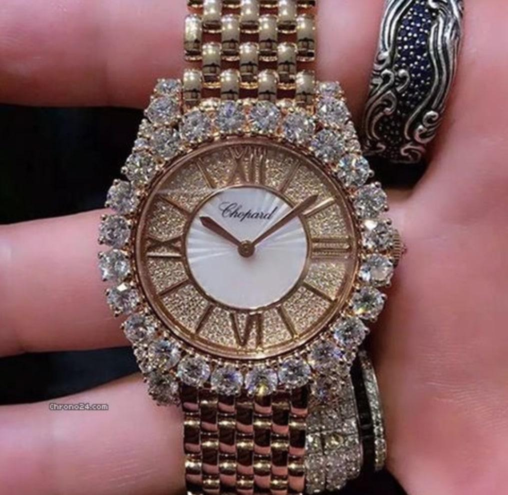 Gak cocok buat investasi, harga jam tangan Chopard turun. (Chrono24.com)