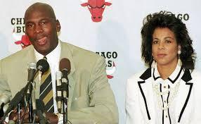 Perceraian Michael Jordan (Vorply)