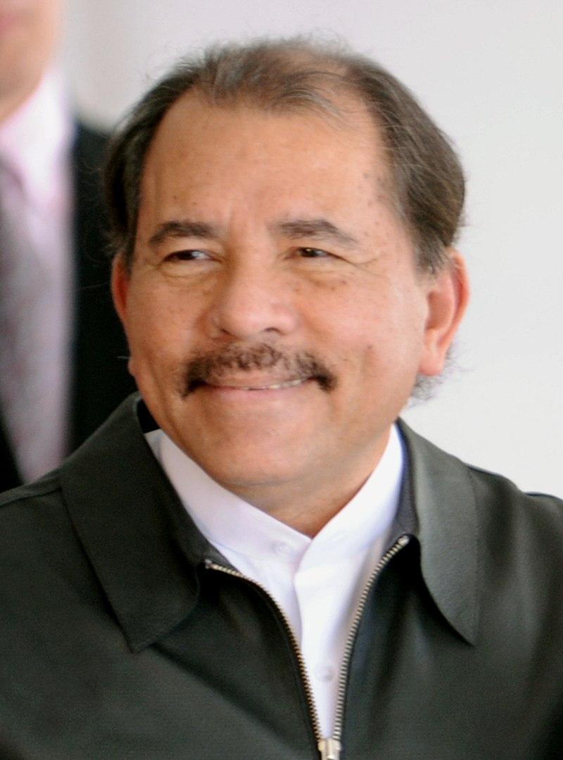 Daniel Ortega Saavedra, presiden sederhana darii negara Amerika Latin, Nikaragua. (Wikimedia Commons)