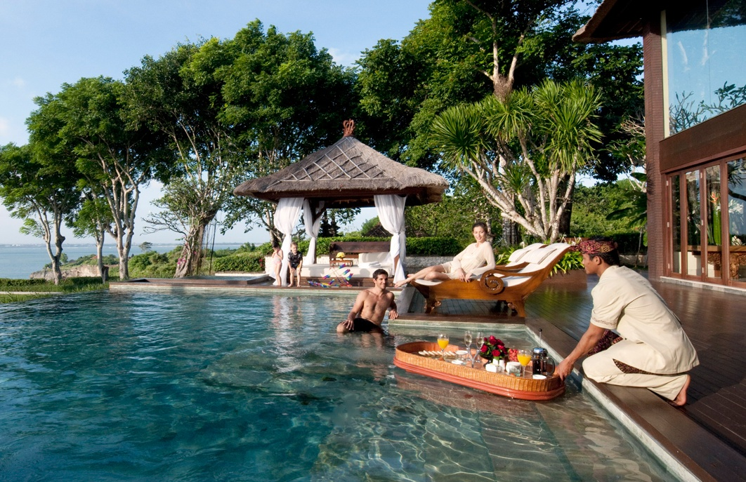 The Villas di Ayana resort Bali. (Ayana.com)