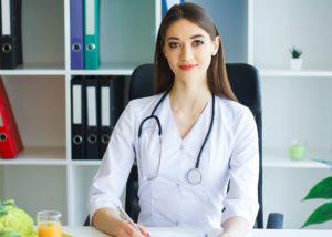 Ilustrasi dokter pelayanan kesehatan. (Shutterstock)