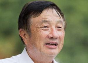 Pendiri dan CEO Huawei, Ren Zhengfei. (Forbes)