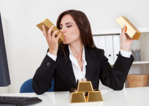 4 Aplikasi jual beli emas aman dan terpercaya. (Shutterstock)