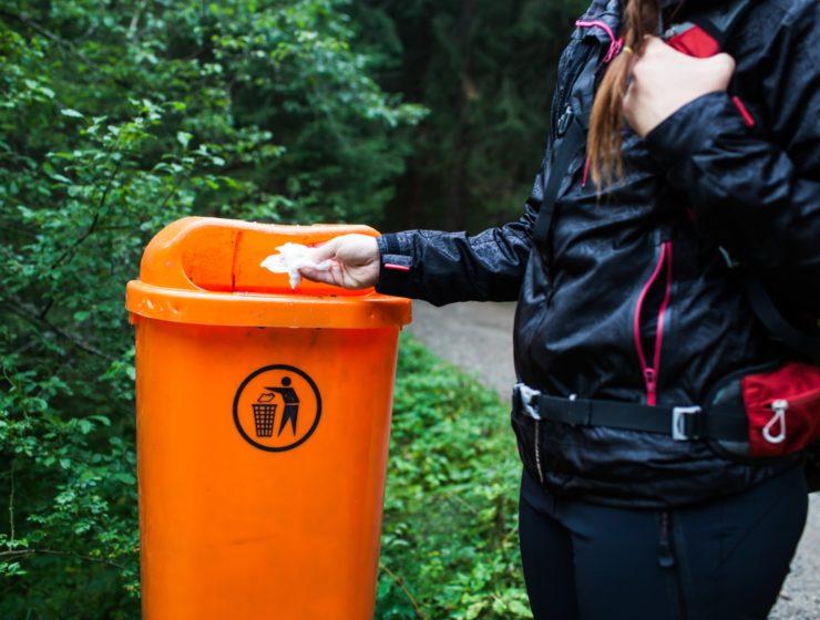 Barang mahal yang ditemukan di tempat sampah. (Shutterstock)
