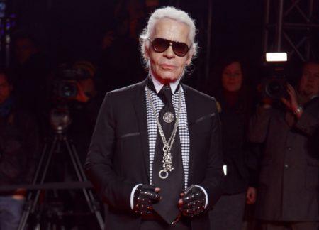 Karl Lagerfeld. (Shutterstock)
