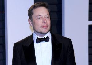 Elon Musk, bos perusahaan dunia yang punya rumah besar. (Shutterstock)