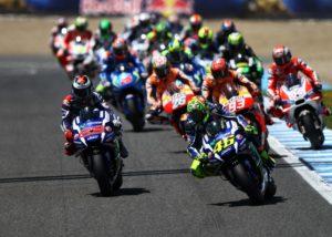 Salah satu gelaran MotoGP bakal dihelat di Lombok. (Shutterstock)