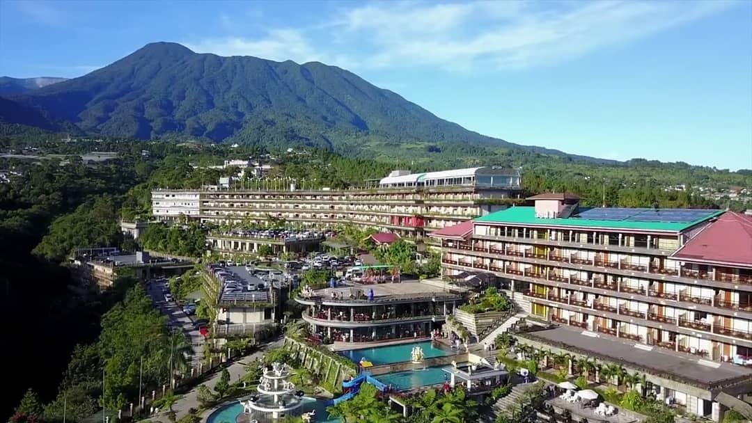Hotel Seruni. (Instagram/@hotelseruniofficial)