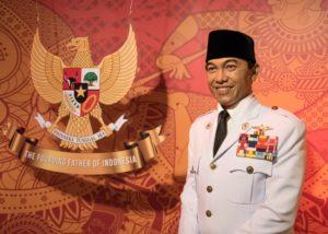 Soekarno salah satu orang sukses di Indonesia