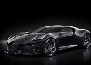 Mobil terbaru Bugatti