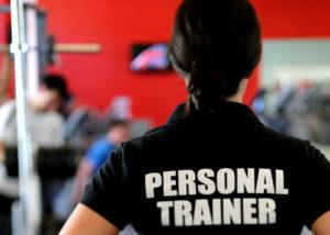 Pekerjaan sampingan personal trainer