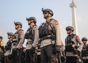 Gaji polisi terbaru tahun ini lengkap. (Tempo)