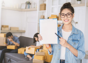 Bisnis plan untuk usaha rumahan. (Shutterstock)