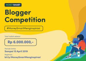 Kompetisi Blog MoneySmart.id.