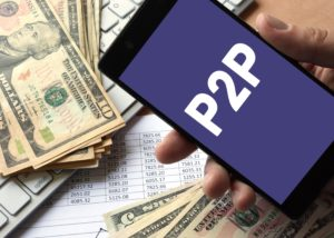 Ilustrasi Pinjaman Lewat Fintech P2P Lending (Shutterstock)