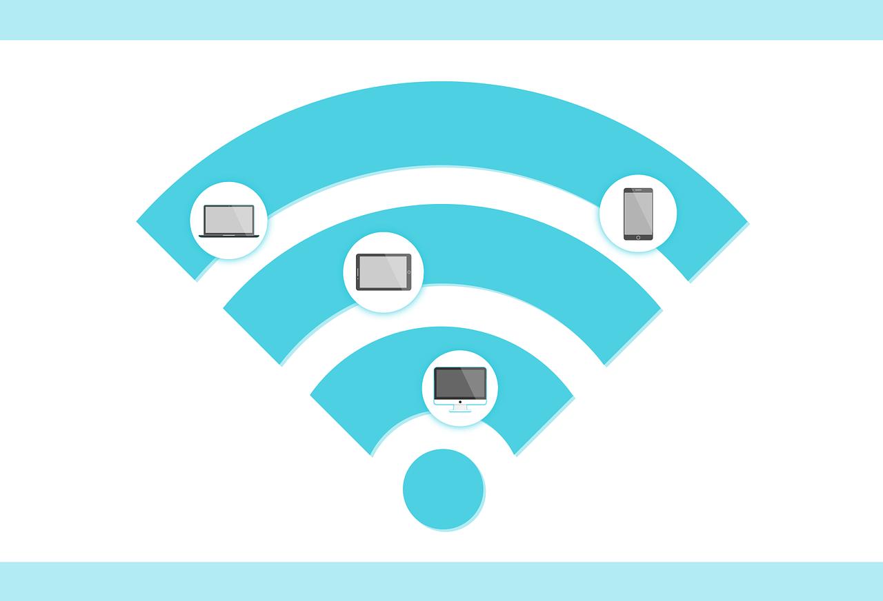 Cek jaringan internet