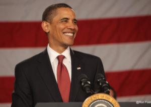 Barrack Obama, Mantan Presiden Amerika Serikat (Shutterstock).