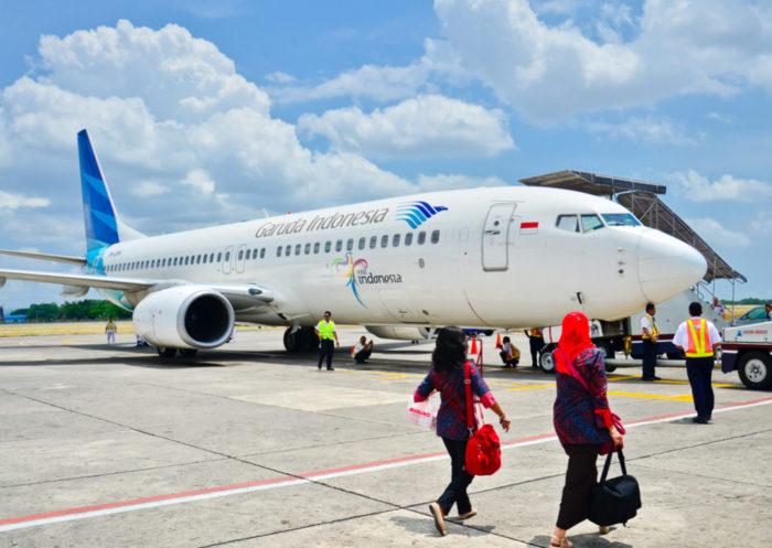 Ilustrasi Diskon Harga Tiket Pesawat Garuda Indonesia (Shutterstock)