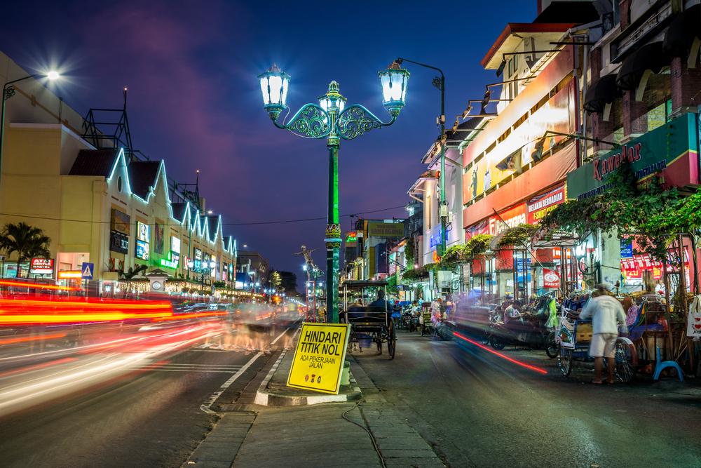 Tempat Wisata Yogyakarta, Jalan Malioboro